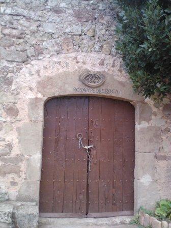 portalada La Roca