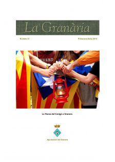 La Granària, núm.31. Primavera Estiu 2013