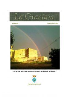 La Granària, núm.32. Tardor-Hivern 2013