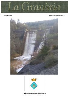 portada La Granària, núm. 46