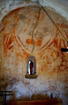 Santa Cecilia fresc