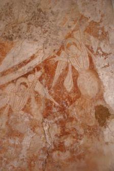 Santa Cecilia frescos