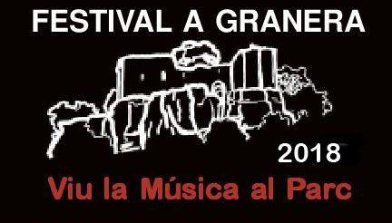 Logo Festival Granera 2018